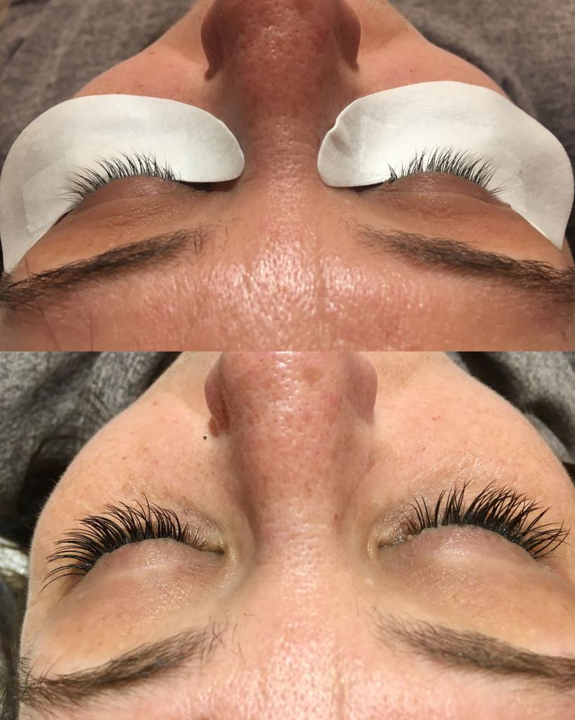 Eye-lashes