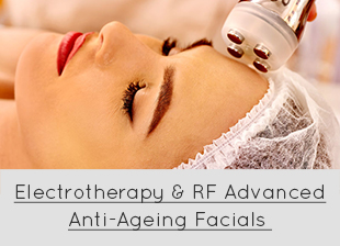 Electrotherapy and RF Facials